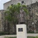 Памятники Санто-Доминго. Доминикана.