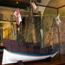 Экспонаты в Музее на Маяке Колумба. Санто-Доминго.