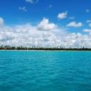 Пляжи острова Саона. Доминикана.