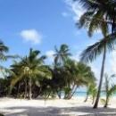 Остров Саона. Карибское море.
