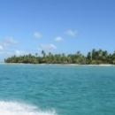 Отдых в Доминикане. Остров Саона в Карибском море.