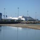Новый морской вокзал Сочи (причалы 1-3).