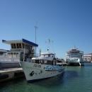 Причал №7 - пропуск на прогулочные суда в морском порту Сочи.