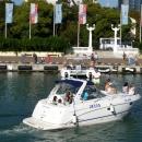 Экскурсии на прогулочных лодках от морвокзала Сочи.