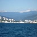 Морской порт Сочи – морские ворота курорта.