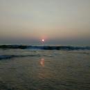 Закаты на Сейшелах.