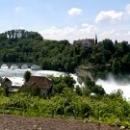 Смотровые площадки Рейнский водопад