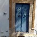 Двери в городке Сиди-Бу-Саид. Тунис.