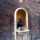 Сиена - фонтан черепахи