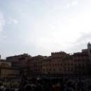 Центральная площадь города Сиены