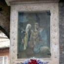Иконы на улицах Сиены