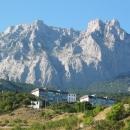 Горы курорт Симеиз