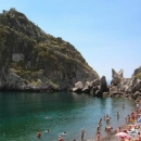 Пляж курорт Симеиз