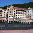 Отель Редисон 5* на Роза Долине (Роза Хутор).