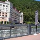Европейский уровень курорта Роза Хутор.