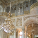 Павильонный зал Малого Эрмитажа. Санкт-Петербург.