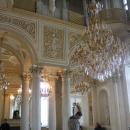 Павильонный зал Малого Эрмитажа создан архитектором А.И. Штакеншнейдером в 1855-1858 гг.