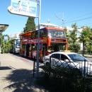 Экскурсионный автобус в Сочи.