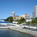 Пляжи Сочи. Обновленный курорт Сочи.