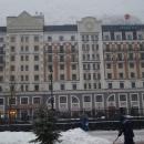Курорт «Роза Хутор» в Сочи.