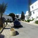 Улочки курорта Сусс в Тунисе.