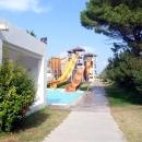 Аквапарк отеля Aquasplash Thalassa Sousse 4*. Курорт Сусс в Тунисе.
