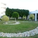 Территория отеля Aquasplash Thalassa Sousse 4*. Тунис.