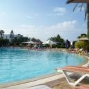 Бассейн отеля Aquasplash Thalassa Sousse 4*. Тунис.