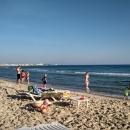 На пляжах курорта Сусс в Тунисе.