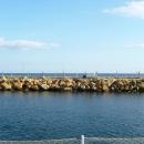 Курорт Сусс в Тунисе. Средиземное море.