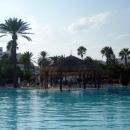 Открытый бассейн на территории отеля Aquasplash Thalassa Sousse 4*. Тунис.