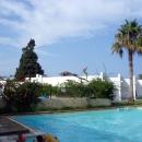 Водные горки в отеле Aquasplash Thalassa Sousse 4*. Тунис.
