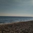 Пляжи курорта Сусс утром. Тунис.