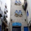 Город Пенискола в Испании