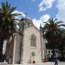 Главный храм Херцег-Нови - православная церковь Святого Архангела Михаила (1905г).