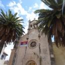 Церковь Святого Архангела Михаила на площади Белависта в Херцег-Нови.