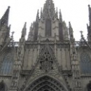 Шпили кафедрального собора Св. Евлалии, Барселона.