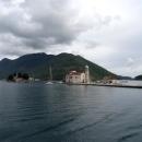 Остров «Богородица на Рифе» и Остров Святого Георгия в Черногории.