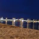 Разводные мосты – особая гордость Петербурга.