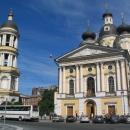 Собор Владимирской иконы Божией Матери в Санкт-Петербурге.