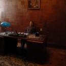 Рабочий кабинет на даче Сталина в Сочи.