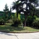 Внутренний двор на даче Сталина в Сочи.