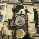 Староместская башня и астрономические часы (Орлой) в Праге. Чехия.