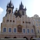Национальная галерея на Староместской площади в Праге. Чехия.
