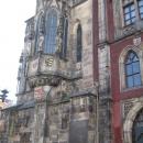 Староместская Ратуша на главной площади Праги. Чехия.
