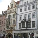 Староместская площадь в Праге. Архитектурные шедевры Праги. Чехия.