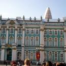 Зимний дворец. Архитектура Эрмитажа.