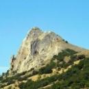 Судак природа - гора Лягушка