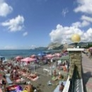 Пляжи Судака, отдых в Крыму