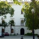 Здание Абхазского драмтеатра .Сухум.